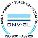 ISO9001-AS9120