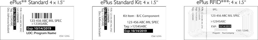 ePlus标签