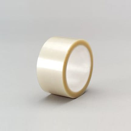 3M 850 Acrylic Polyester Film Tape Clear 1 in x 180 yd Roll