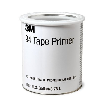 3M 94 Tape Primer Clear 1 gal Can