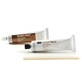 3M Scotch-Weld 3501 Epoxy Adhesive Gray 2 oz Tube Kit