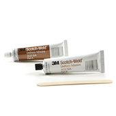 3M Scotch-Weld 3532 Urethane Adhesive Brown 2 oz Tube Kit