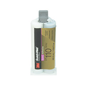 3M Scotch-Weld DP110 Epoxy Adhesive Gray 48.5 mL Duo-Pak Cartridge