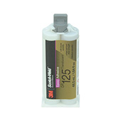 3M Scotch-Weld DP125 Epoxy Adhesive Clear 48 5 mL Duo-P