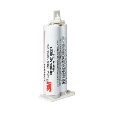 3m Tc 2707 Thermally Conductive Epoxy Adhesive 37 Ml Duo