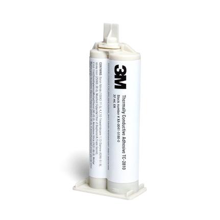 3M TC-2810 Thermally Conductive Epoxy Adhesive 37 mL Duo-Pak Cartridge