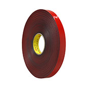 3M VHB Tape 4646 Small Pack Gray 0.5 in x 36 yd Roll