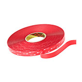 3M VHB Tape 4910 Clear 0.5 in x 36 yd Roll