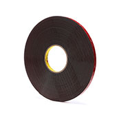 3M VHB Tape 5952 Black 0.5 in x 36 yd Roll