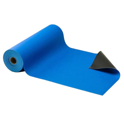 ACL Staticide Gemini 59100 ESD Mat Royal Blue 24 in x 50 ft Roll