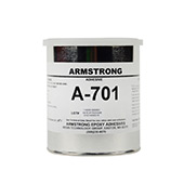Armstrong A-701 Epoxy Adhesive Light Gray 1 qt Can
