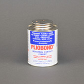 Ashland Pliobond 20 Solvent Based Adhesive Tan 0.5 pt Can