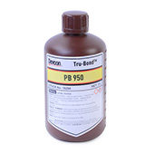 ITW Polymers Adhesives Devcon Tru-Bond PB 950 UV Cure Adhesive Clear 1 L Bottle