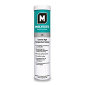 Dow Corning Molykote 41 Extreme High Temperature Bearing Grease Black 400 g Cartridge