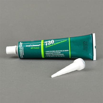 dow dowsil 730 fs solvent resistant sealant white 90 ml tube. Black Bedroom Furniture Sets. Home Design Ideas