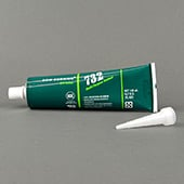 Dow Corning 732 Multi-Purpose Sealant Silicone Clear 139 mL Tube
