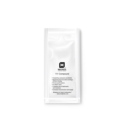 Dow MOLYKOTE™ 111 Compound 6 g Packet