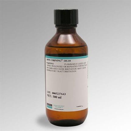 Dow DOWSIL™ OS-10 Silicone Fluid Clear 500 mL Bottle