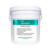 DuPont MOLYKOTE® High-Vacuum Grease Clear 3.6 kg Pail