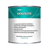 DuPont MOLYKOTE® HP-300 Grease White 2 kg Can