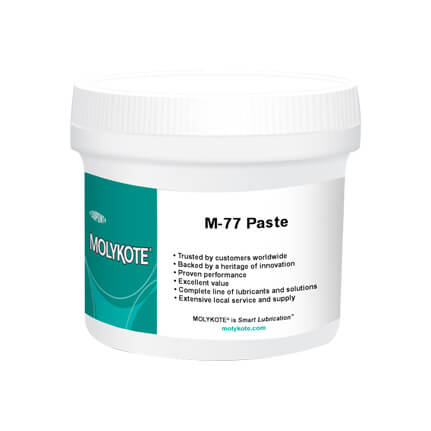 DuPont MOLYKOTE® M-77 Solid Lubricant Paste Black 946 g Jar