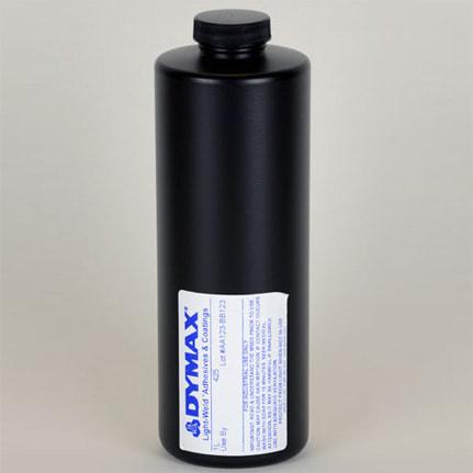 dymax light weld 425 uv curing adhesive clear 1 l bottle. Black Bedroom Furniture Sets. Home Design Ideas
