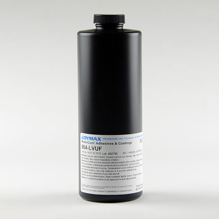 Dymax Multi Cure 984 Lvuf Uv Curing Conformal Coating