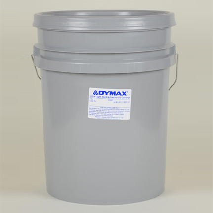 dymax ultra light weld 3099 uv curing adhesive clear 15 l pail. Black Bedroom Furniture Sets. Home Design Ideas