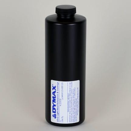 dymax ultra light weld 4 20508 uv curing adhesive clear 1 l bottle. Black Bedroom Furniture Sets. Home Design Ideas