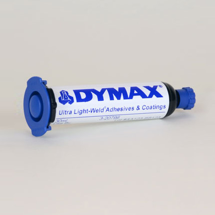 dymax ultra light weld 3 20796 uv curing adhesive clear 30 ml mr. Black Bedroom Furniture Sets. Home Design Ideas