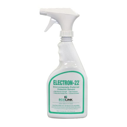 Ecolink Electron Dielectric Solvent Degreaser 22 oz Spray