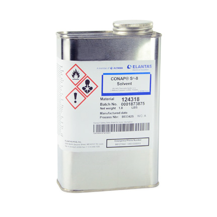 ELANTAS PDG CONAP S-8 Conformal Coating Thinner 1 qt Can
