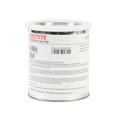 Henkel Loctite Ablestik 104 Epoxy Adhesive Part B White 6.5 oz Can