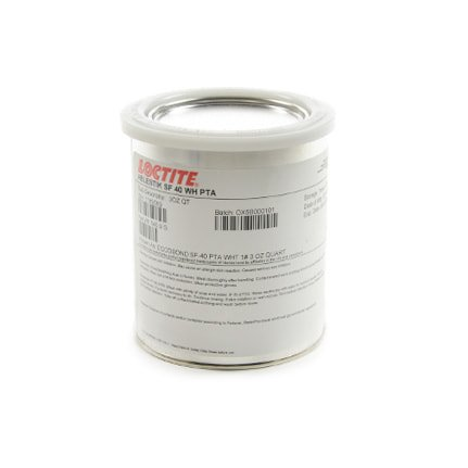 Henkel Loctite Ablestik SF 40 Epoxy Adhesive Part A White 1 qt Can