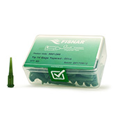 Fisnar QuantX™ 8001269 Tapered Dispensing Tip Olive 14 ga