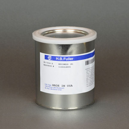 HB Fuller Resiweld FE7004 Epoxy Adhesive Part A White 2.4 lb Can