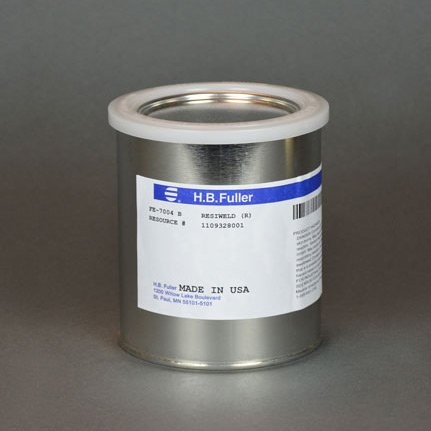 HB Fuller Resiweld FE7004 Epoxy Adhesive Part B 2 lb Can