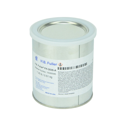 HB Fuller Uralite FH-3530 Urethane Adhesive Part A Clear 1.35 lb Can