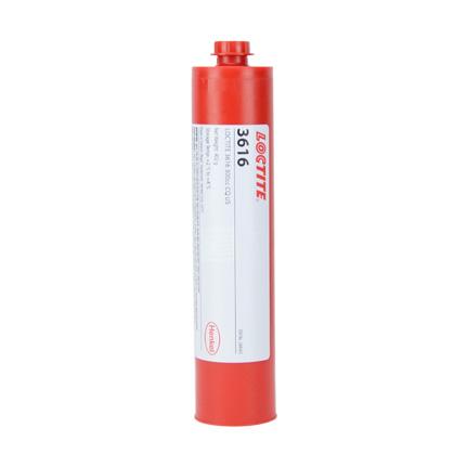 Henkel Loctite 3616 Epoxy Adhesive Red 300 mL Cartridge