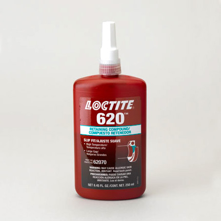Henkel Loctite 620 Retaining Compound Green 250 Ml Bottle