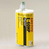 Henkel Loctite Hysol E-60HP Epoxy Adhesive Off-White 400 mL Cartridge