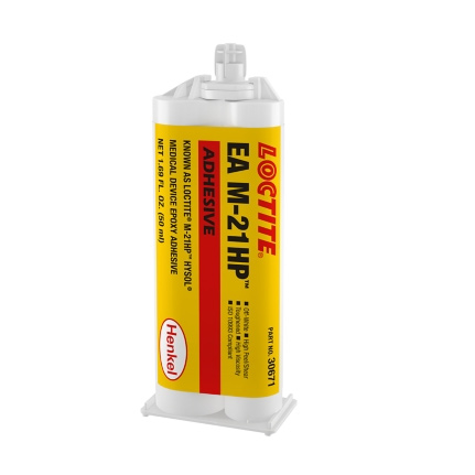 Henkel Loctite EA M-121HP Medical Device Adhesive 50 mL Cartridge