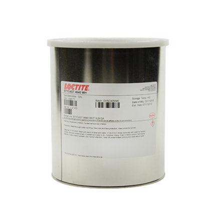 Henkel Loctite STYCAST 4640 Silicone White 1 gal Pail
