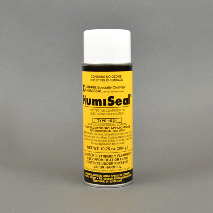 HumiSeal 1B31 Acrylic Conformal Coating Clear 300 g Aerosol