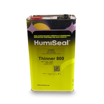 Humiseal 800 Thinner Clear 5 L Can