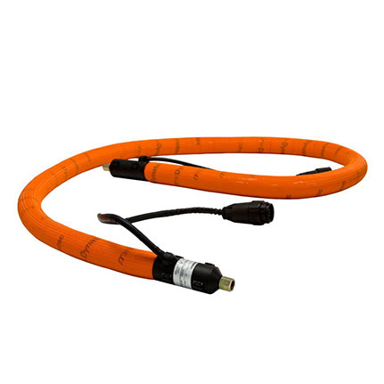 ITW Dynatec DynaFlex™ 101086 Hot Melt Hose 0.313 in, 10 ft