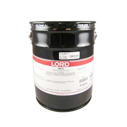 Parker LORD® 304-2 General Purpose Epoxy Adhesive Hardener Part B Off-White 5 gal Pail