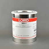 Parker LORD® 305-1 General Purpose Epoxy Adhesive Resin Part A Amber 1 gal Can