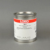 LORD® 305-1 General Purpose Epoxy Adhesive Resin Part A Amber 1 qt Can