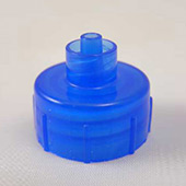 Plas-Pak EA-70-2 Threaded Cap Adapter 2 to 4 oz